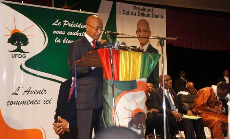 Congrès de l'UFDG: Cellou Dalein Diallo dénonce l'assassinat ciblé des hauts fonctionnaires