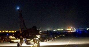 #Chammal une dizaine d'aéronefs ont détruit centre de commandement et camp d'entraînement #daech à Raqqah en #Syrie.