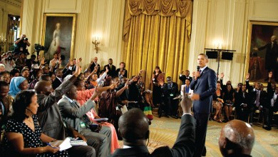 Leadership africain avec le Président Barack Obama