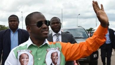 Guillaume Soro, président de l'Assemblée nationale de Côte d'Ivoire, le 9 octobre 2015 à Yamoussoukro | AFP/Archives | ISSOUF SANOGO