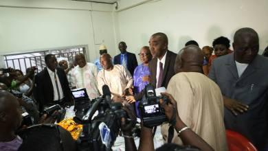 passation de service du ministre Rachid Ndiaye