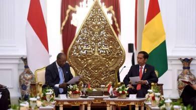 deux protocoles d'accord signés entre l'Indonésie et la Guinée