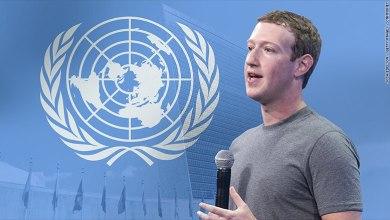 Marc Zuckerberg, patron de Facebook