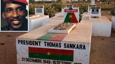 Président Thomas Sankara
