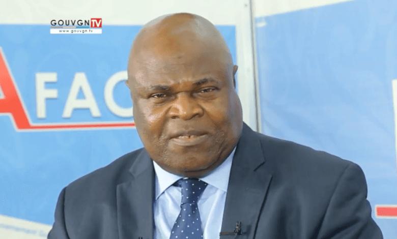Louis Marie Bouaka, Représentant HCDH Guinée