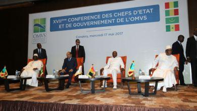 chefs de l'états de l'OMVS