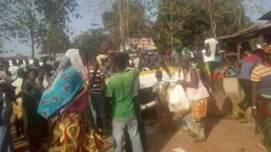 accident à Yoropoguiya Guinee