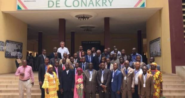 appui au Ministère de la justice et dans le cadre de l'appui au processus électoral