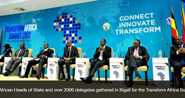 transform africa summit kigali