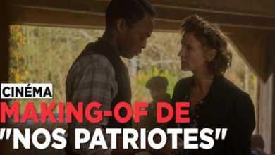 Nos patriotes, adaptation cinématographique du roman, Le terroriste noir sort au cinéma le 14 juin 2017.