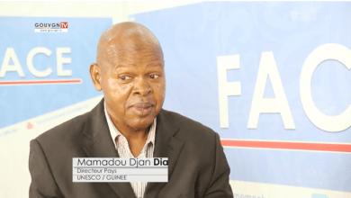 FACE A FACE AVEC MAMADOU DIAN DIALLO DIRECTEUR PAYS DE L'UNESCO