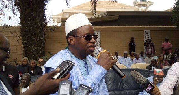 Cherif Bah vice président de l'UFDG