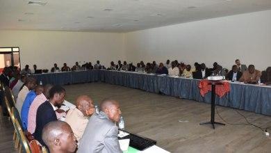 Concertation sur la mobilisation des ressources pour le climat en Guinée