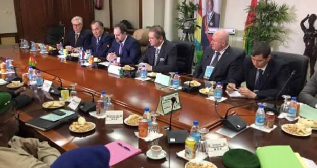 Serguei Donskoi ministre russe des ressources naturelles