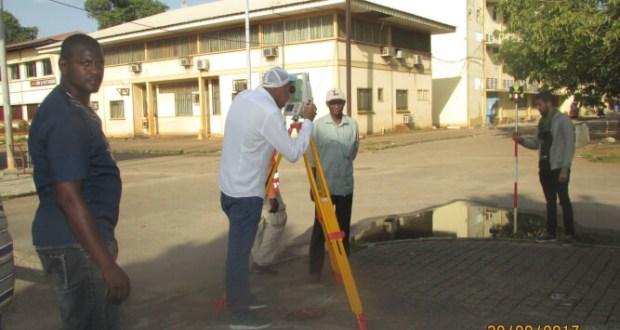MVAT : Démarrage des travaux de mise à niveau de trois voiries urbaines à Kaloum