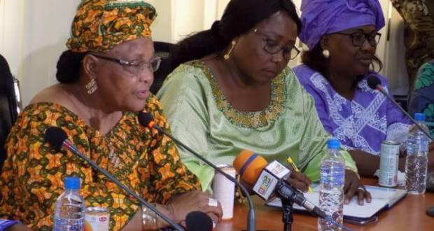8ème congrès d'Africa Femmes Performantes : Hadja Rabiatou Serah Diallo apporte son soutien à l'initiative
