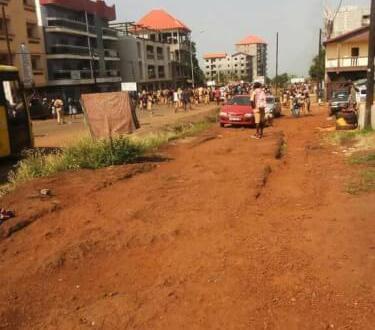Grève des enseignants Guinée
