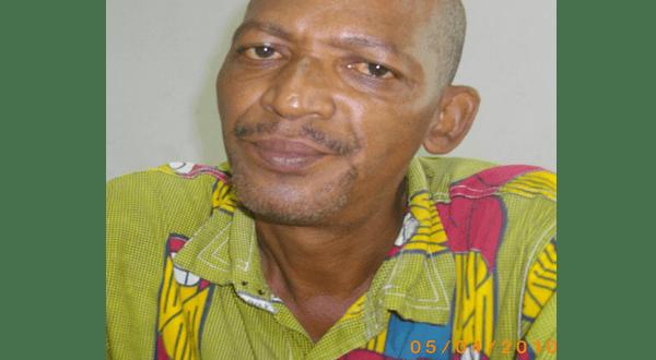 Le cameraman Ibrahima Pôrthô Diallo de la RTG