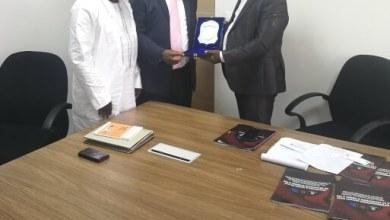 le Ministère de la Justice a accueilli la délégation INTERPOL HQ