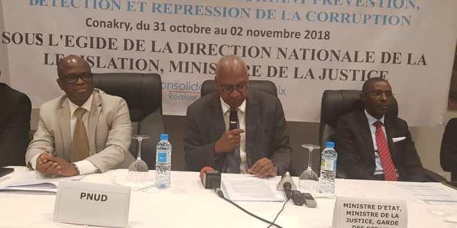 Loi_contre_la_corruption : Le Ministère de la Justice met en place un instrument juridique en vue de renforcer la lutte contre la corruption