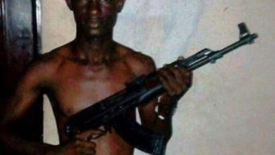 Boubacar Diallo alias Granade
