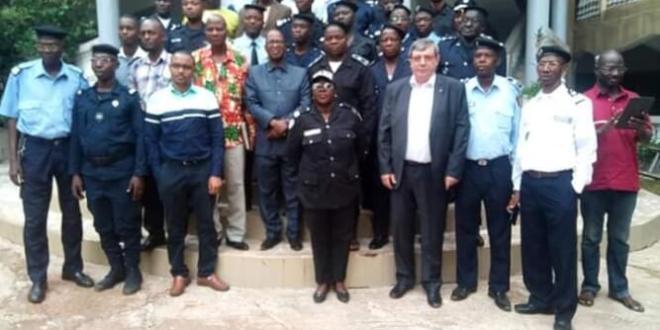 ministère de la sécurité et de la protection civile