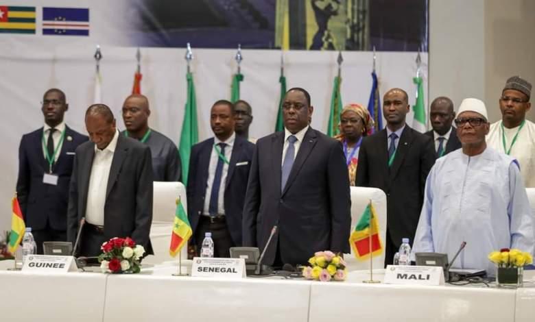 Le Président Alpha Condé à la CEDEAO