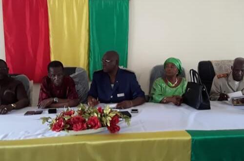 Suspension de toutes manifestation de rues de tous bords dans les lieux publics à N'Zérékoré jusqu'à nouvel ordre