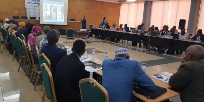 acteurs pour la gestion intégrée de la zone côtière guinéenne