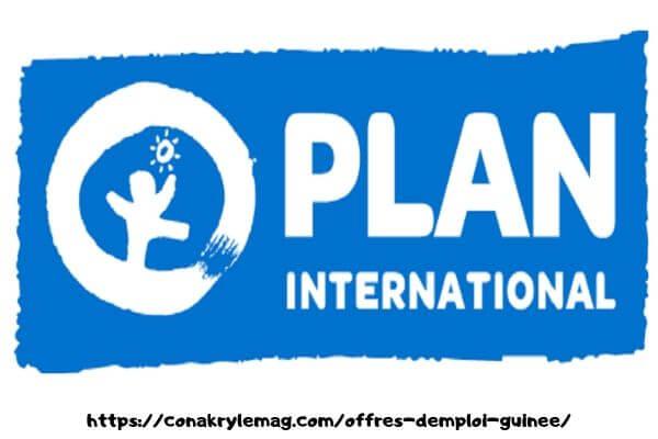 Plan international Guinée