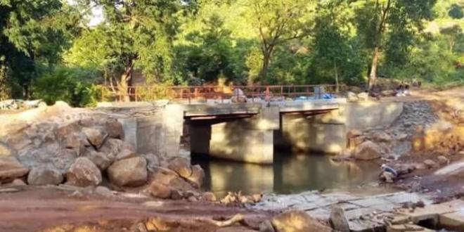 Le pont de Bagou (Nationale Labé-Mali) sera mis en service dès début septembre.