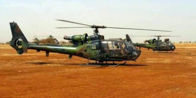 """un hélicoptère de type """"Écureuil"""" de l'armée de l'air guinéenne s'est abîmé aux larges de Conakry"""