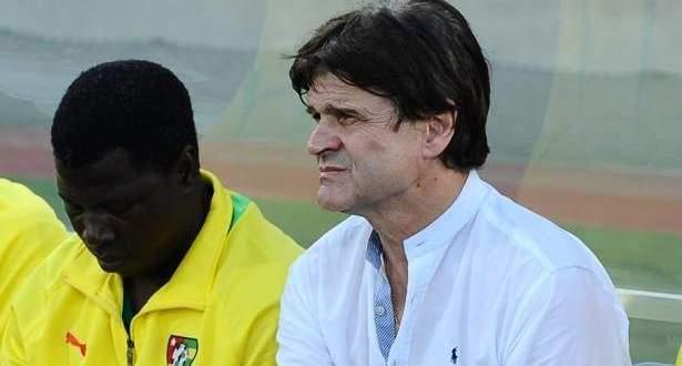 nouveau sélectionneur de la Guinée Didier Six