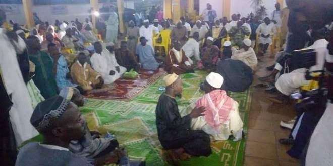 La league islamique au siège du RPG pour fêter l'anniversaire du Prophète (paix et salut sur lui)
