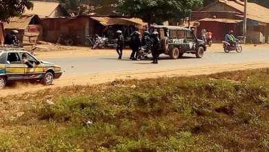 Urgent à Kamsar, arrestations des manifestants FNDC
