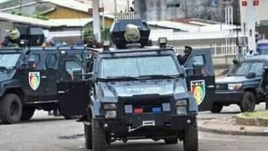 police guinee