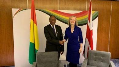 Le Royaume-Uni va accompagner la Guinée dans le projet de la ligne de chemin de fer