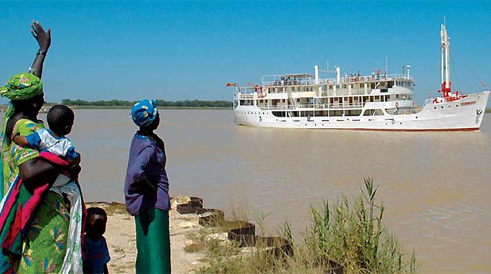 bateaux bus conakry