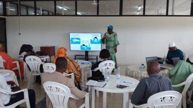 formation journaliste sur le covid19 par unicef Guinee