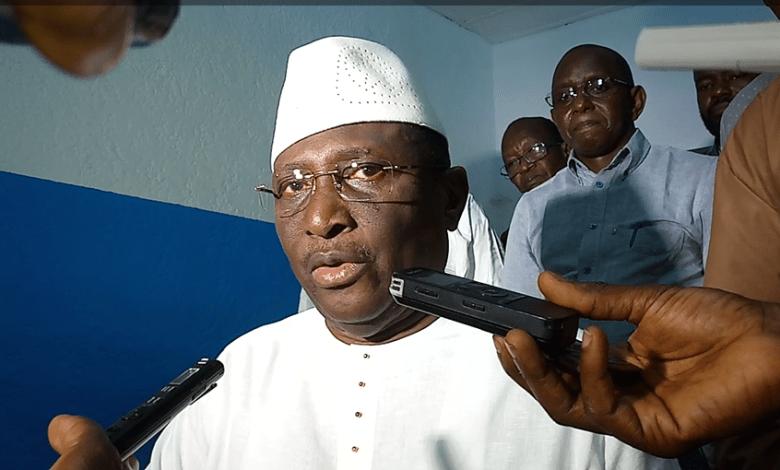 Sidya-Touré-président de l'UFR