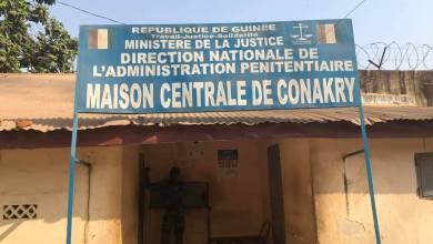 Maison centrale de Conakry