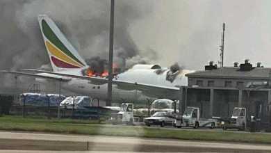 Boeing 777 Cargo (ET-ARH) d'Ethiopian Airlines