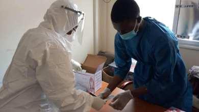Le MEN-A reçoit des médecins de l'ANSS pour un dépistage massif.