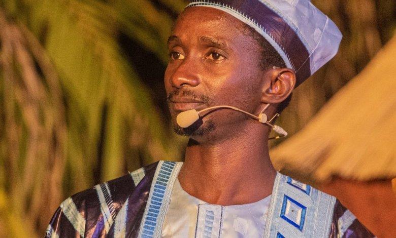 Moussa Doumbouya petit tonton