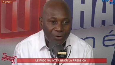 Abdourahmane Sano (FNDC)