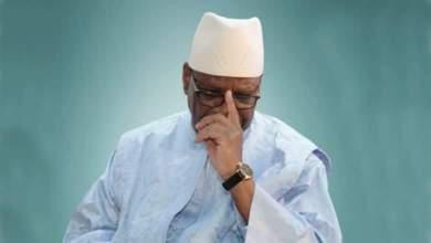 Le président Ibrahim Boubacar Keïta