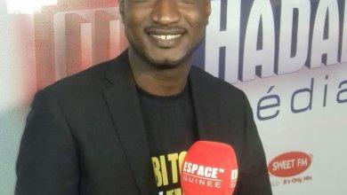 Bah Sekou Espace FM