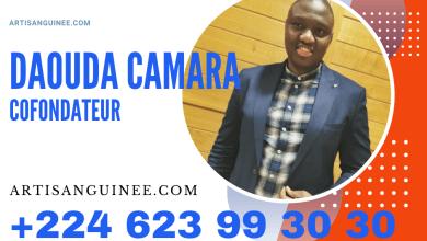 Camara Daouda artisanguinee