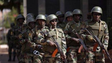 Mutinerie en Guinée kindia