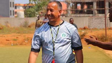 Karim Bencherifa entraîneur Hafia FC